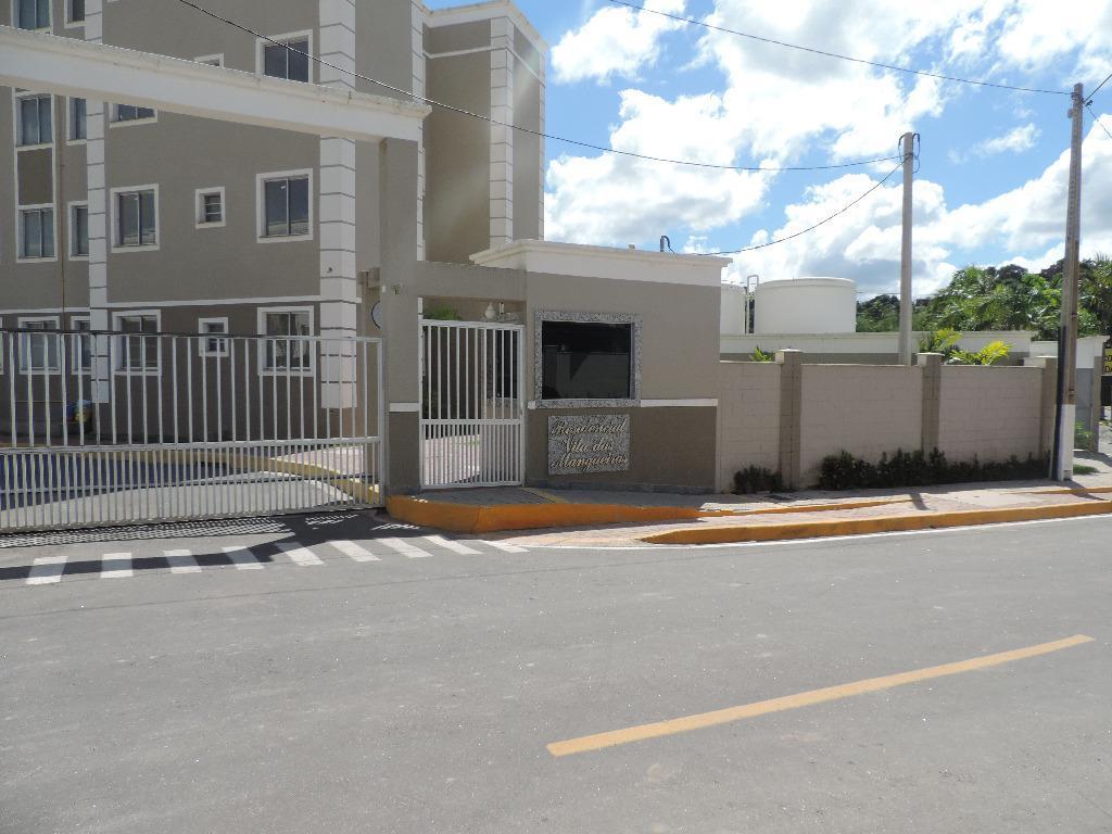 Apartamento residencial à venda, Socorro, Jaboatão dos Guararapes.