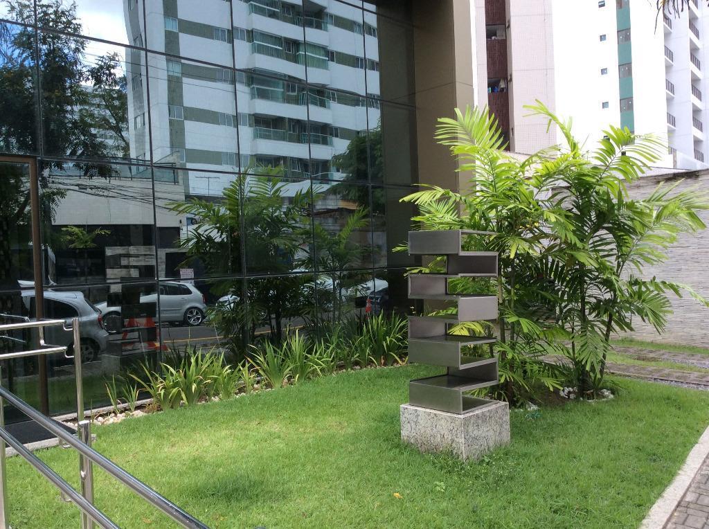 Sala comercial à venda, Casa Amarela, Recife.
