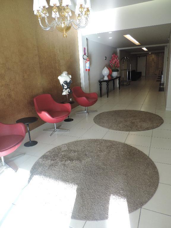 Flat residencial à venda, Pina, Recife.