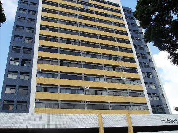 Flat residencial para venda, Boa Vista, Recife.