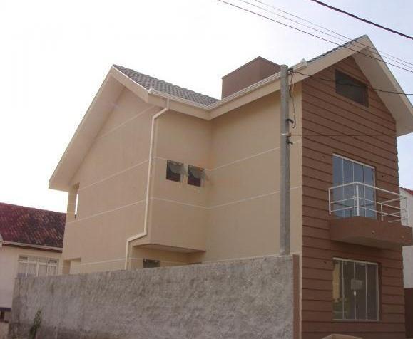 Sobrado condomínio fechado para locação, Barreirinha, Curitiba