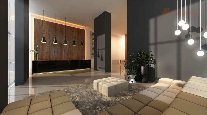Apartamento residencial à venda, Centro, Curitiba