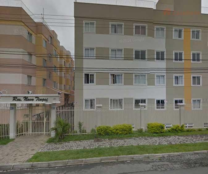 Apartamento residencial à venda, Bacacheri, Curitiba
