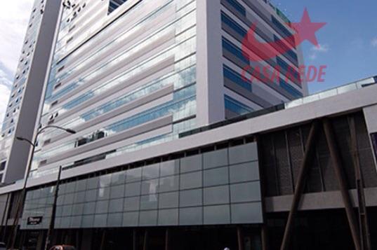 Apartamento Mobiliado para locação, Centro, Curitiba