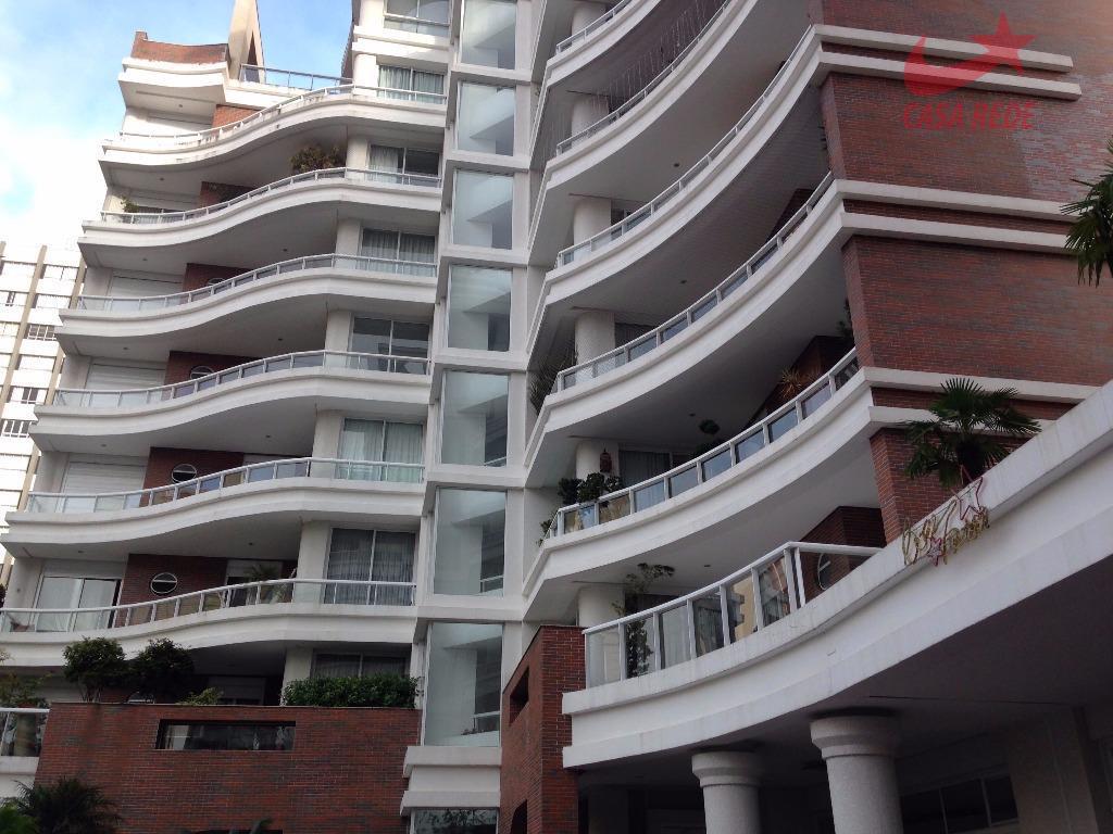 Apartamento residencial à venda, Juvevê, Curitiba