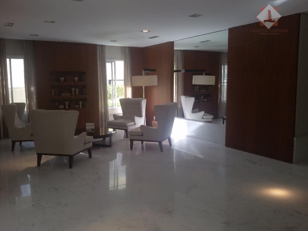 apto de alto padrão à venda no jd. guedala. 04 suites e 07 vagas cobertas, sendo...