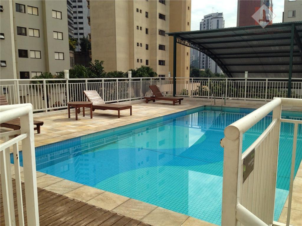 excelente apartamento no contra piso, ampla sala, linda vista, muito bem localizado, lazer completo, andar alto....