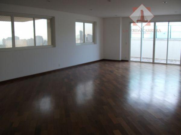 Cobertura residencial para venda e locação, Morumbi, São Paulo - CO0137.