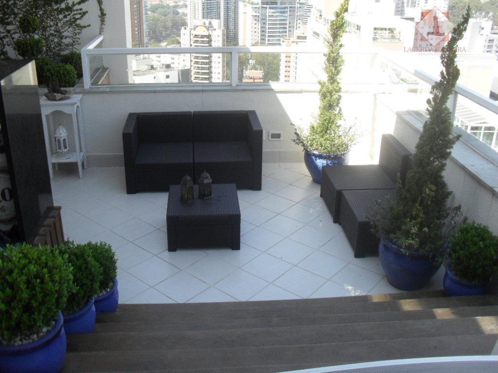excelente cobertura, pavimento inferior com 03 suítes, ampla sala para 03 ambientes, cozinha planejada, unidade ensolarada,...