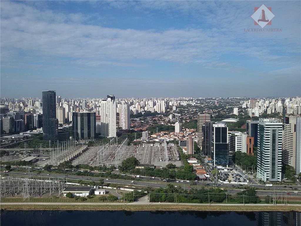 Apartamento residencial à venda, Cidade Jardim, São Paulo.