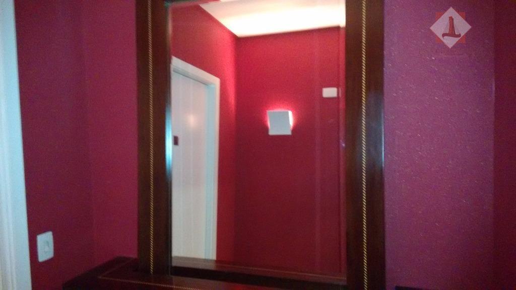excelente apto.de alto padrão para venda. ótima vista, super decorado, 04 suites, 04 vagas cobertas com...