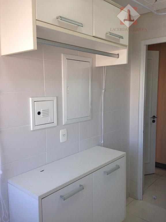 excelente apartamento com 3 vagas de garagem, 3 dormitórios com suítes, armários florense em todos os...