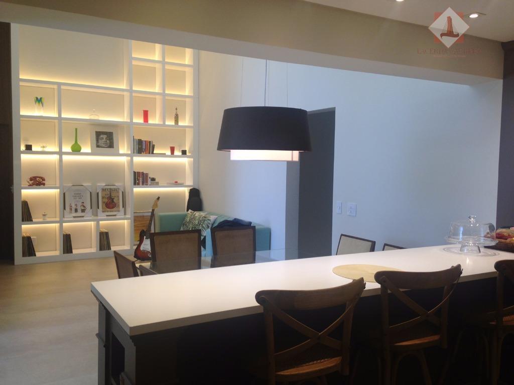 excelente apartamento para venda ou locação no panamby! novo, com projeto de sonorização em todos os...