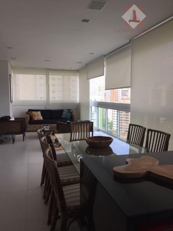 Apartamento de alto padrão  para venda e locação, Vila Andrade, São Paulo.