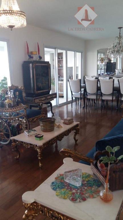 Apartamento com 3 dormitórios à venda, 113 m² por R$ 1.100.000 - Panamby - São Paulo/SP