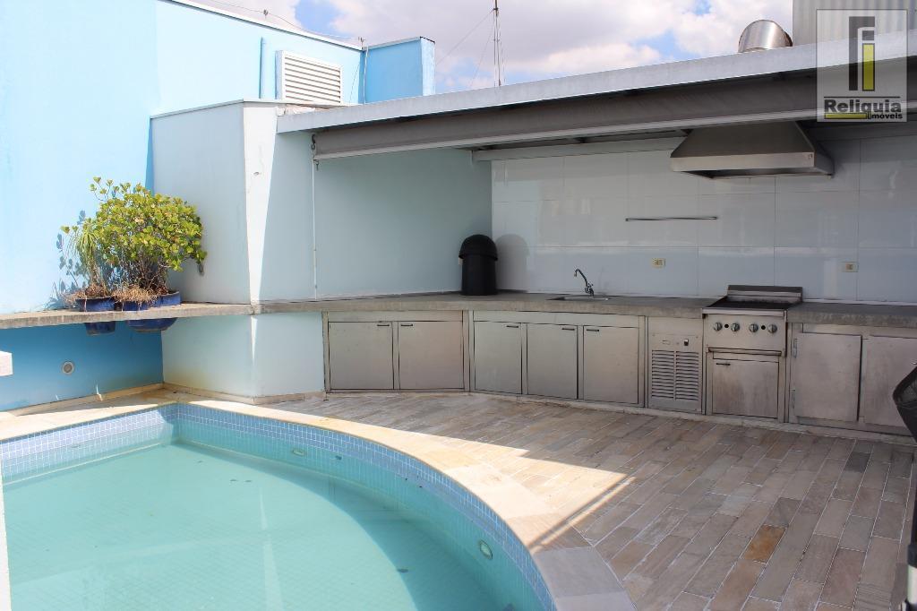 Apartamento Duplex residencial para venda e locação, Alto da Lapa, São Paulo.