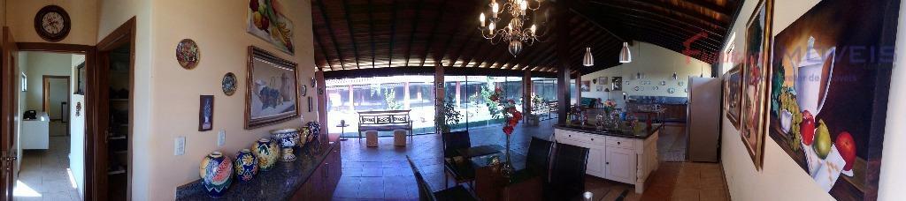 Excelente Chácara residencial à venda, Jardim Campo Redondo, em Barretos SP.