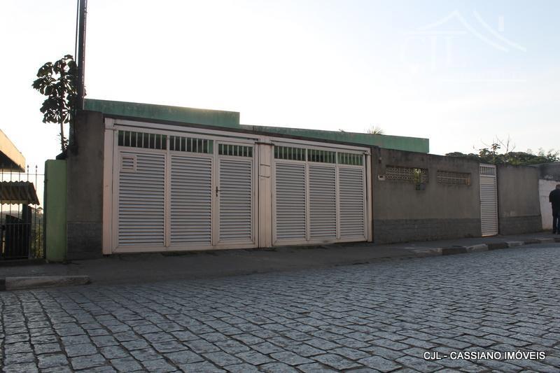 Casa- Sobrado c/5 dorm 1 suíte à venda, Centro, Biritiba Mirim - SP