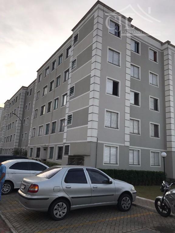 Apartamento residencial à venda, Braz Cubas, Mogi das Cruzes.