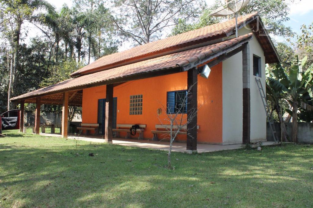 Chácara rural à venda, Parque Residencial Itapeti, Mogi das Cruzes.