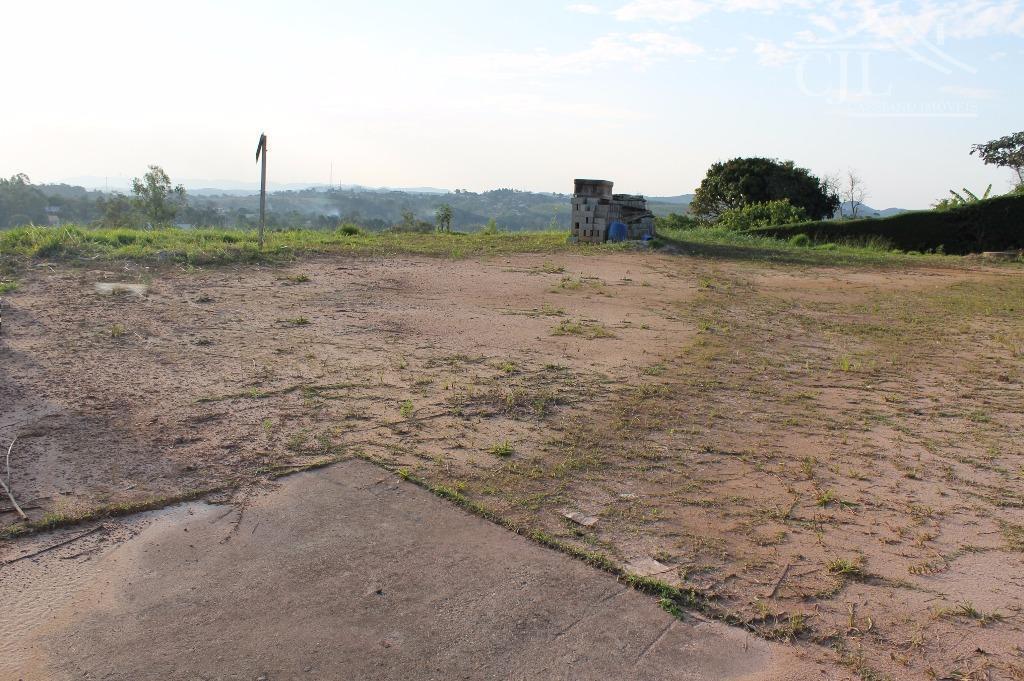 Terreno Murado c/Portão, Poço e Poste de Luz, Biritiba Mirim.