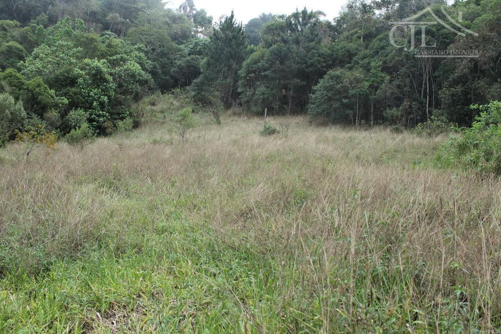 Terreno rural à venda, Casa Grande, Biritiba Mirim - TE0034.