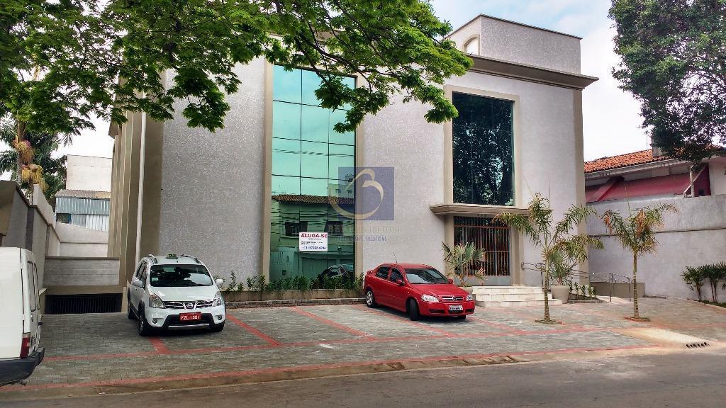 Prédio  comercial para locação, Vila Congonhas, São Paulo.