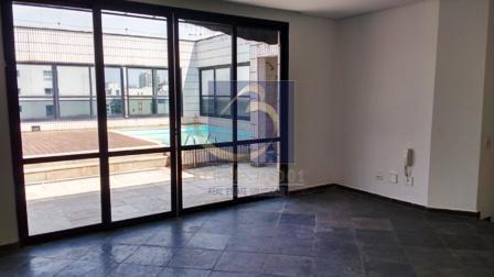 Cobertura  residencial para locação, Brooklin Paulista, São Paulo.