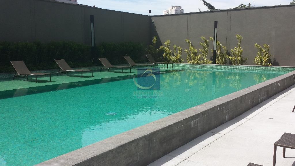 Apartamento Duplex residencial para locação, Cidade Monções, São Paulo.