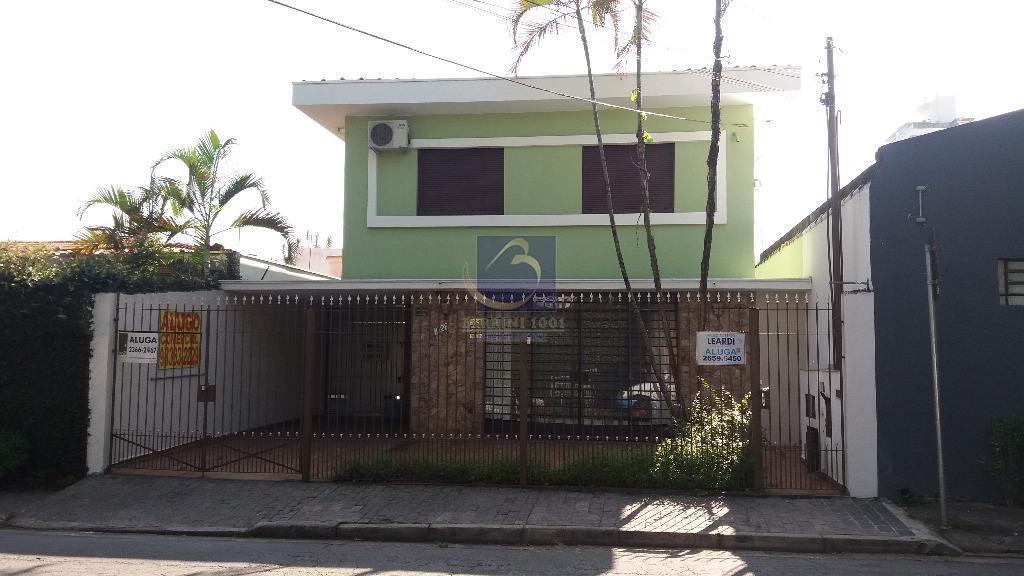 Sobrado comercial para locação, Brooklin Novo, São Paulo.