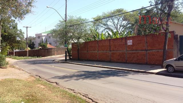Terreno comercial / Residencial à venda, Barão Geraldo, Campinas.
