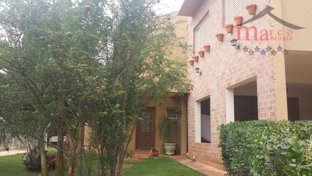 Sobrado residencial à venda, Chácara Santa Margarida, Campinas.