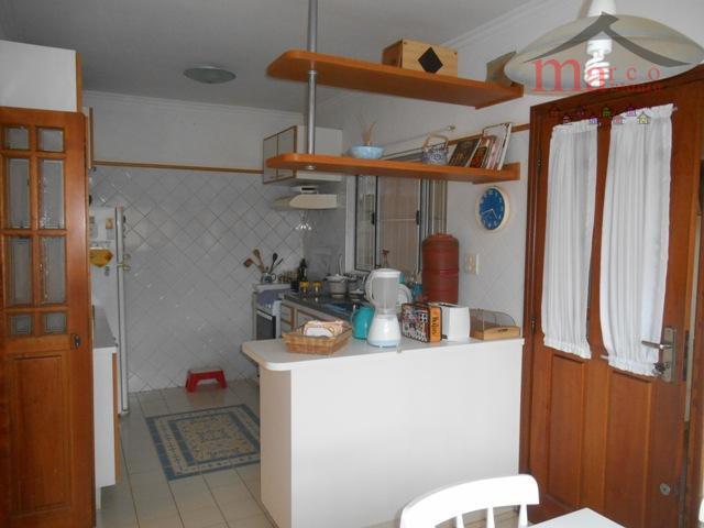 Sobrado residencial à venda, Barão Geraldo, Campinas.