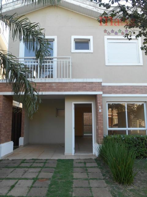 Casa residencial para locação, Condomínio Belle Ville, Campinas.