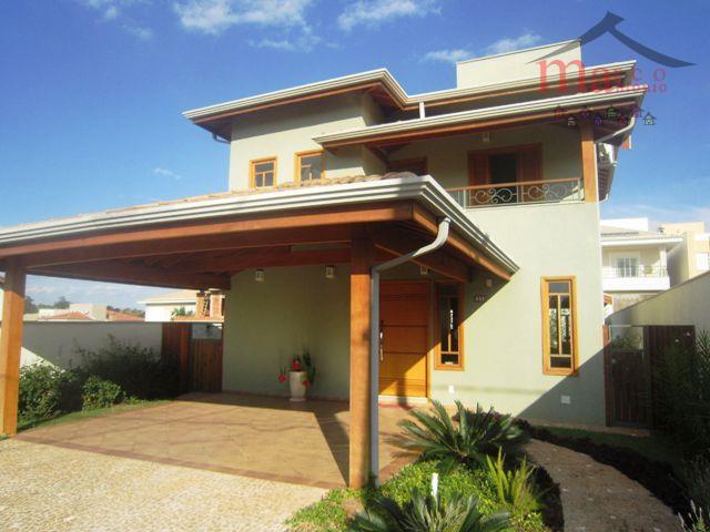 Casa residencial à venda, Condominio Espaço e Verde II , Campinas - CEV001.
