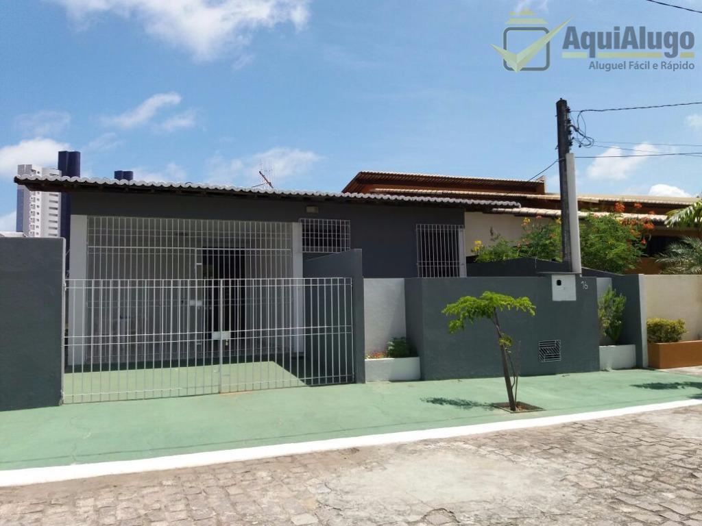 AquiAlugo - Casa Condomínio Fechado (Capim Macio)