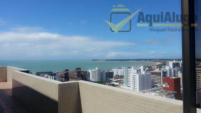 AquiAlugo - Apartamento em Tambaú com vista para o mar (locação e temporada)
