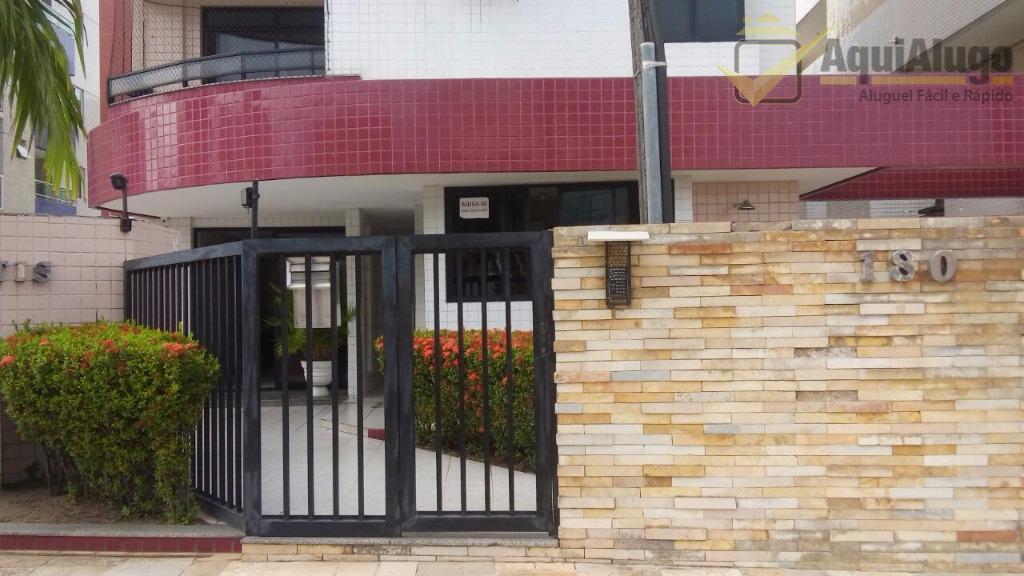 AquiAlugo - Edificio Atlantis - Manaíra (João Pessoa)