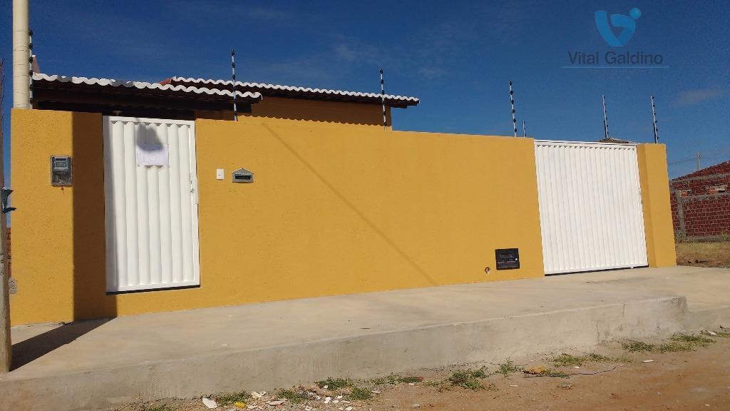 Casas em Caicó pelo Minha Casa Minha Vida