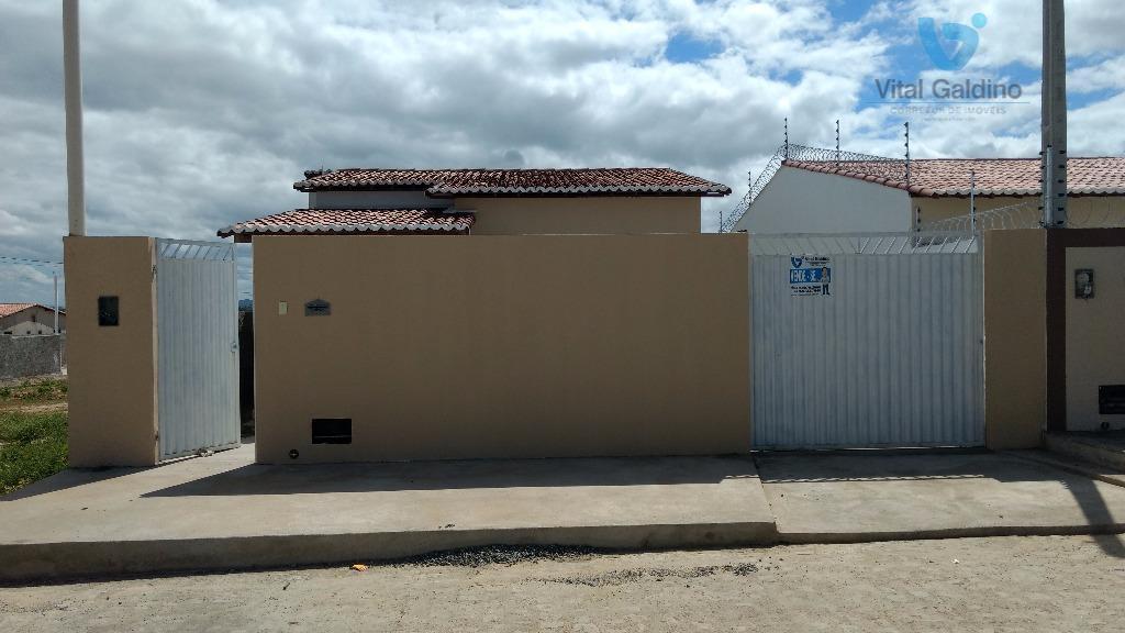 Casa residencial à venda, Centro, Caicó.