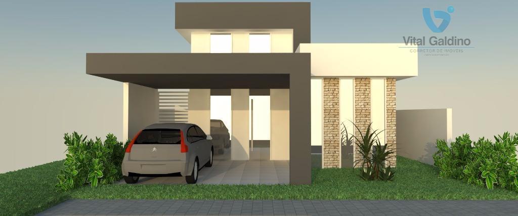Casa residencial à venda, Maynard, Caicó.