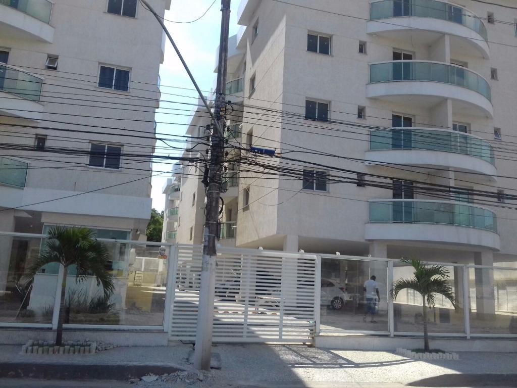 Apartamento residencial para locação, Colubande, São Gonçalo - AP0141.