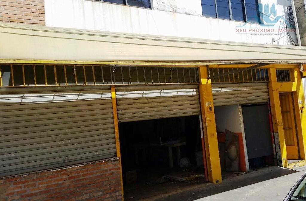 Ponto comercial para venda e locação, Vila Anastácio, São Paulo.