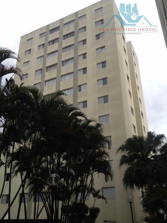 Apartamento residencial à venda, Jardim Ester, São Paulo.