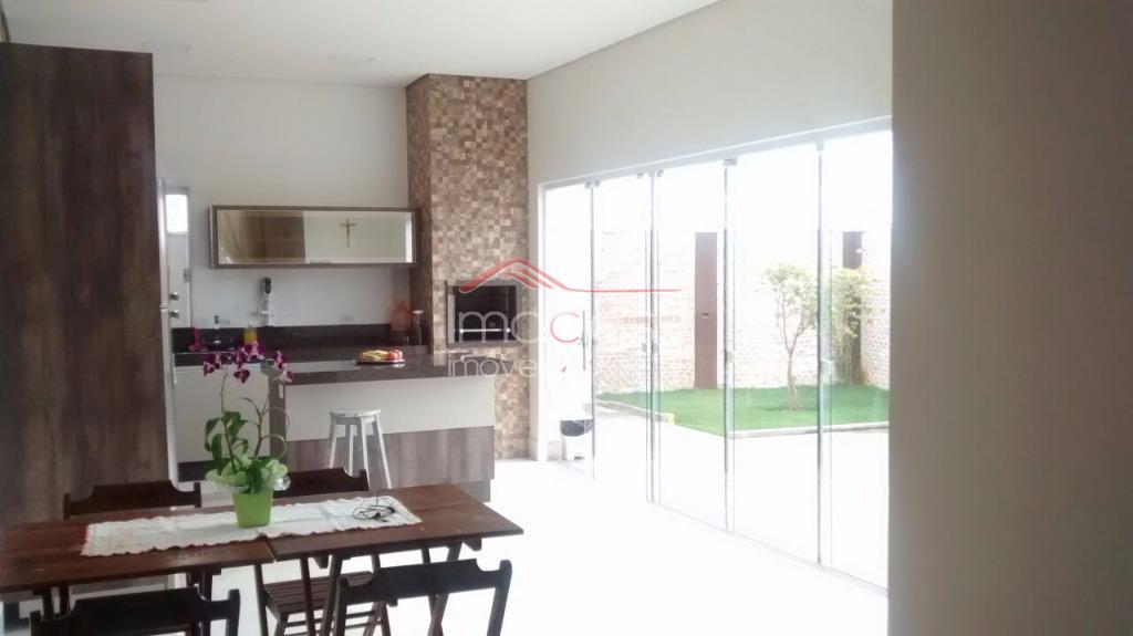 Casa residencial à venda, Vila Cordenonsi, Americana.