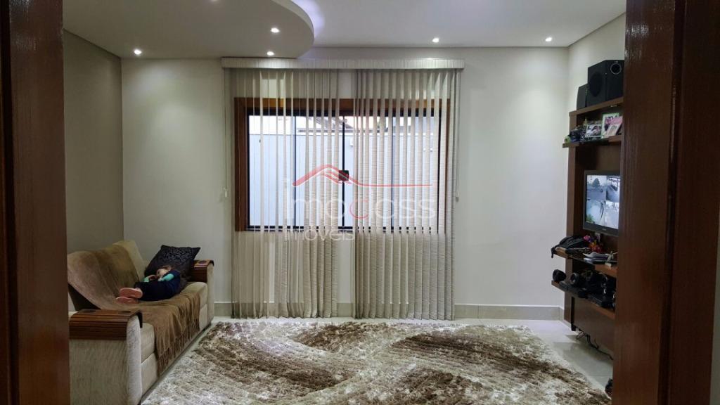 Casa residencial à venda, Cidade Jardim I, Americana - CA0522.