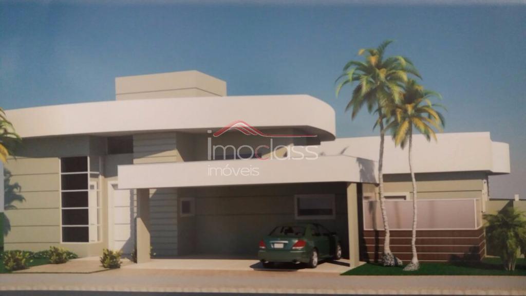 Casa residencial à venda, Loteamento Residencial Jardim dos Ipês Amarelos, Americana - CA0555.