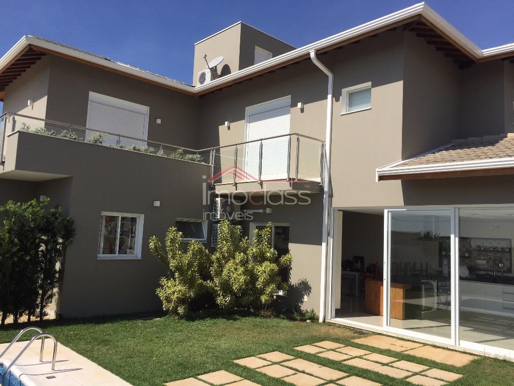 Casa residencial à venda, Real Park, Sumaré.