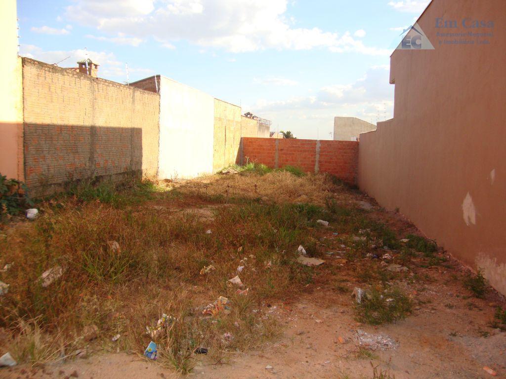 Terreno residencial à venda, Jardim Ipanema, Limeira - TE0011.