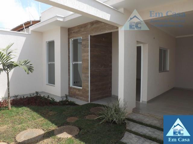 Casa residencial à venda, Jardim Campo Verde I, Limeira - CA0231.